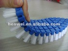 soft and flexible bathroom brush