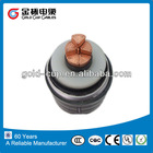 35kV and below XLPE insulated power cable/26/35KV/ 12/20KV/ 8.7/10KV 6/6KV/ 3.6/6KV