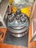 SUMITOMO excavator partsSH120 walking motor shell