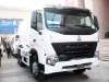HOWO A7 ELECTRIC CONTROL COMMON RAIL EUROIII 6x4 CONCRETE MIXER TRUCK