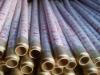 DN125*3M/4M concrete pump rubber hose 85BAR-200BAR