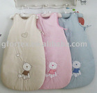 Baby sleeping bag,baby cosy suit, winter and summer bay nest