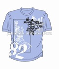 fashion design boy t-shirt with print