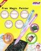 Magic Free Painter / Nail Painter / Cell Phone Painter