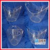 Bar clear acrylic ice bucket