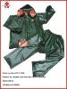 very nice pvc raincoat