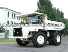 28t-91t Mine Rock Dump Trucks