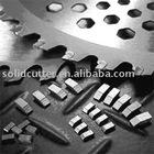 Tungsten carbide tips for TCT Saw Blade/circular saw