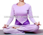 New arrival,women's 3 in 1 yoga wear,sports shorts,comfortable and quickdry,good quality with nice price