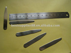 65mm x 9.5mm Stainless steel collar stay
