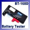 Digital Battery Tester BT-168D