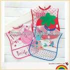 Eco-friendly EVA baby bibs