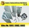 6061 6063 6083 aluminum profile, aluminum bar
