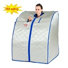 ANP-329A cabon fiber sauna room with CE
