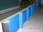 KEBA DW-GWR1 Blue Surface pu sandwich panels