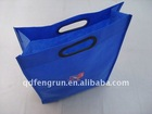 Colored stereo non woven fabric bag
