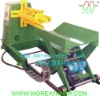 5TonX1250mm hydraulic decoiler with coil car