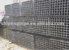 black mild square steel pipe