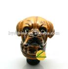 Gear Shifting Knob, Unique Shifting Knob-Brown Dog