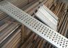 mesh plank of scaffolding