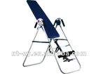 Fitness machines inversion bench with handle