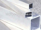 China manufacturer aluminum square tube for building