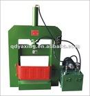 vertical rubber cutting machine / rubber cutter in qingdao