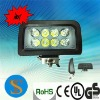 8*3W high intensity LEDs flood woork light