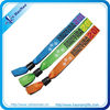 Promotional festival fabric wristbands for wedding gift