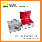 Aluminum Makeup Case set