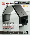 "Hot Sell~! F1000B TX108 5MP Wide Angle Car DVR recorder w/ HDMI/TV-Out/TF Slot (2"" TFT LCD)"