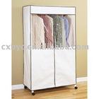 home non-woven Folding Portable Wardrobe