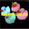 Multi Color LED Light Floating Duck