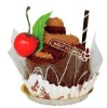 Gift towel cake TWC009