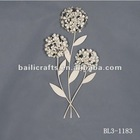 metal flowers wall decor