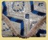 New Design Jacquard sofa cloth SF008-BL