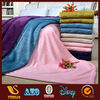 100% ployester Super Soft Printed fleece Blanket