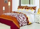 cotton reactive printed bedding sets