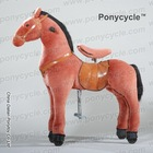 PonyCycle Plush Riding Horse