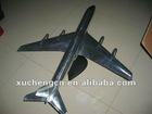 customized aluminum die casting airplane model