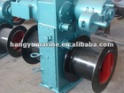 Electric winches for marine lifeboat equipment