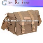 New designer waterproof canvas camera backpack for notebook and dslr camera