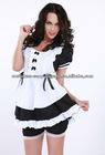 New design lovely costume maid lolita dress