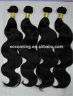 Best Selling brazilian virgin hair extension 100% virgin human hair weave body wave