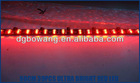 LED STRIP Flexible RED SMD Light bulb water proof 12V for Motorcycle