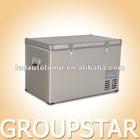 AC/DC compressor freezer/fridger