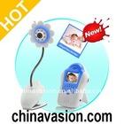 Baby Monitor (Night Vision, AV OUT, Flower Design)