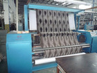 textile machinery for packing plush fabric