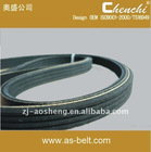 Car Honda Santana Suzuki auto parts/ industrial belt/transmission belt/conveyor belt/poly ribbed belt PK belt(4PK800)