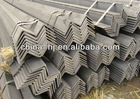 ST52/Q235 Hot rolled equal or unequal steel angles 125*125*8mm